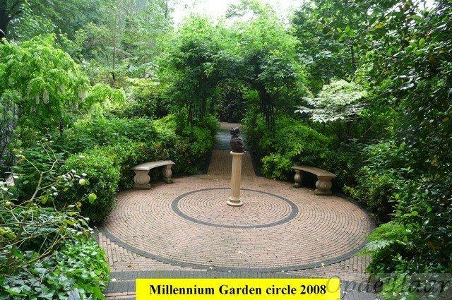 Millennium garden