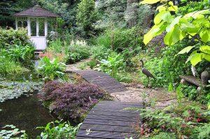 OpdeHaar tuin